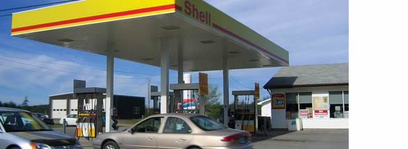 This Cape Breton Shell should now be a safer place